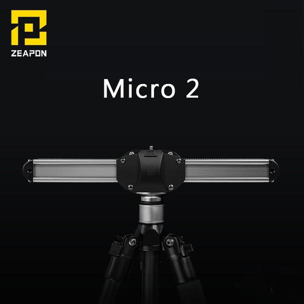 Zeapon Micro 2 雙倍行程迷你攝錄油壓路軌
