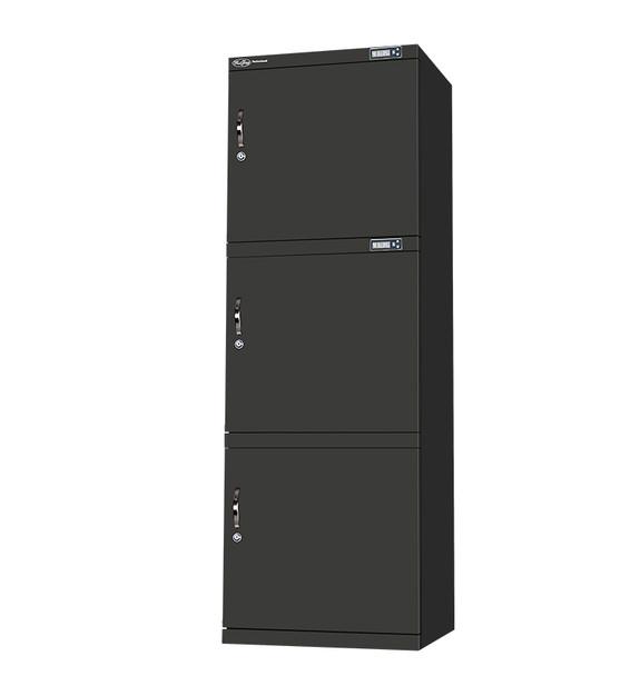 HuiTong 惠通 DHC-500 500L 三層數控電子防潮箱 (鋼門版)
