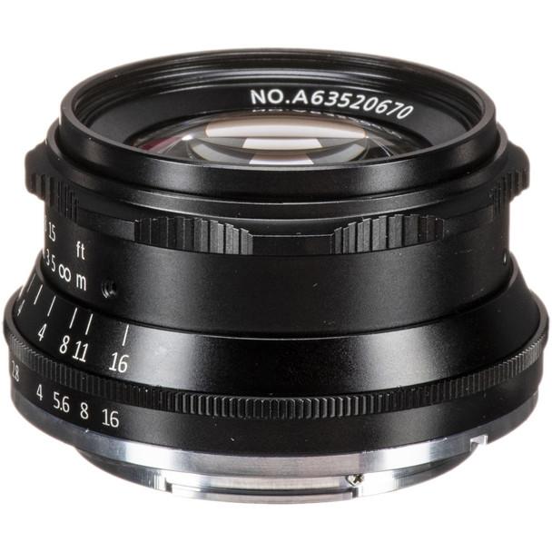 七工匠 7artisans 35mm f/1.2 Panasonic Olympus MFT Mount 鏡頭
