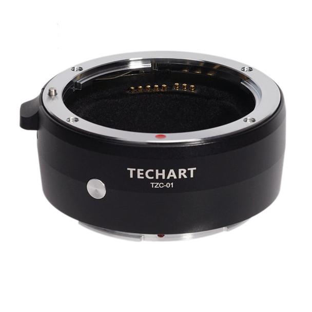 Techart 天工 TZC-01 Canon EF 鏡頭轉 Nikon Z-Mount 相機自動轉接環