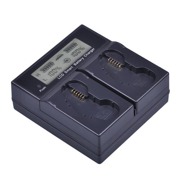 OEM Nikon EN-EL4A LCD 雙位充電器