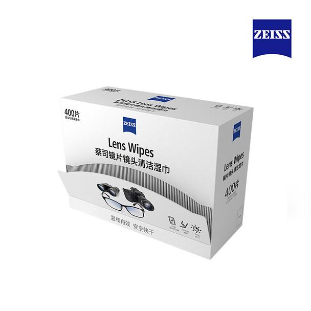Zeiss Lens Wipes 蔡司專業光學擦鏡紙 400片裝