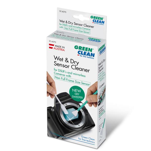 Green Clean SC-6070 Non Full Frame 感光元件乾濕清潔棒