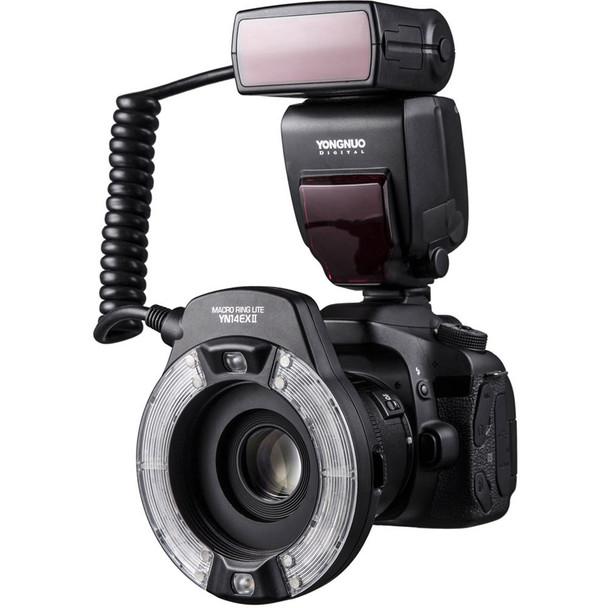 Yongnuo YN-14EX II TTL Macro Ring Flash Kit for Canon