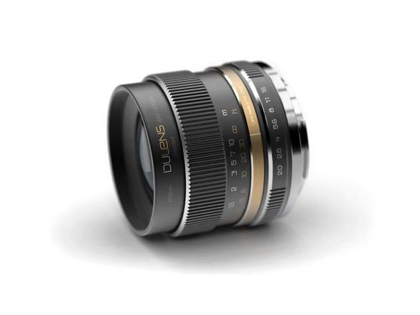 Dulens 毒鏡APO 85mm F2 Black Canon