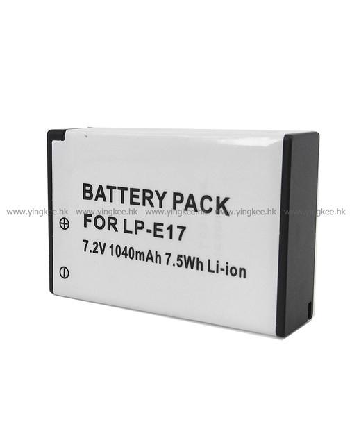 Powersmart LP-E17 代用電池