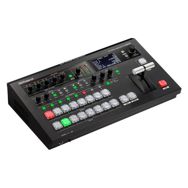 Roland V-60HD HD Video Switcher with SDI inputs