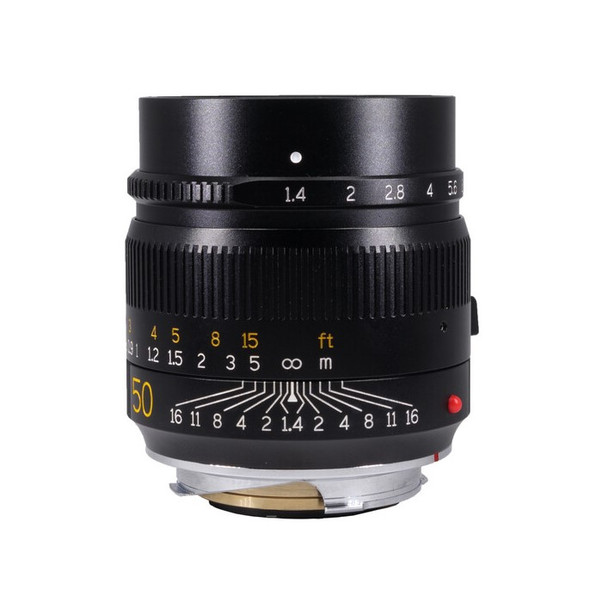 銘匠 TTartisan 50mm f/1.4 LM Leica-M 鏡頭