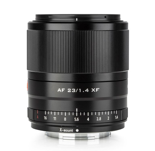 Viltrox 唯卓 23mm F1.4 STM Lens for FUJIFILM X Mount