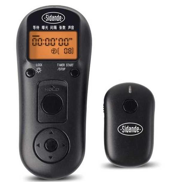 Sidande RST-7500C 多功能定時無線遙控器 (適用於Canon)