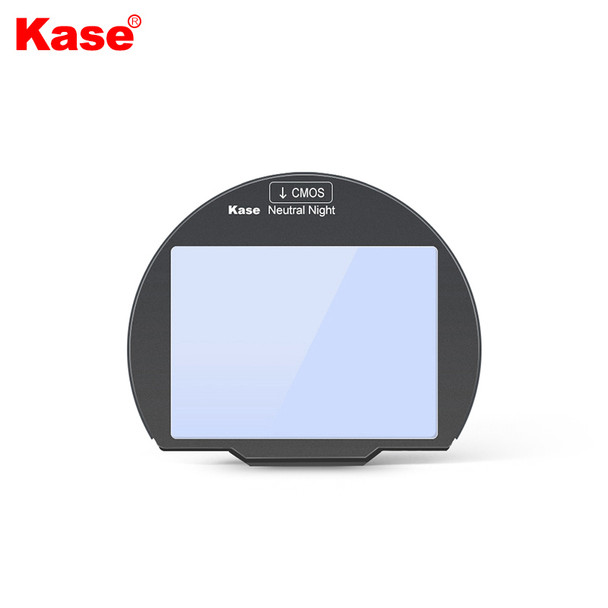 Kase Canon R5/R6 相機內置濾鏡Clip-In Filter Neutral Night