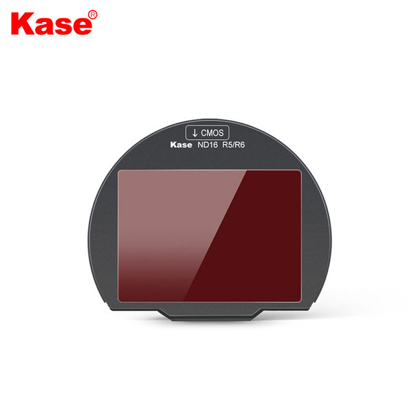 Kase Canon R5/R6 相機內置濾鏡Clip-In Filter ND 4 Stops / ND16