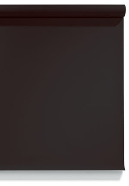 Superior Seamless Paper仙麗攝影背景紙#44 漆黑 Jet (2.72m x 11m)