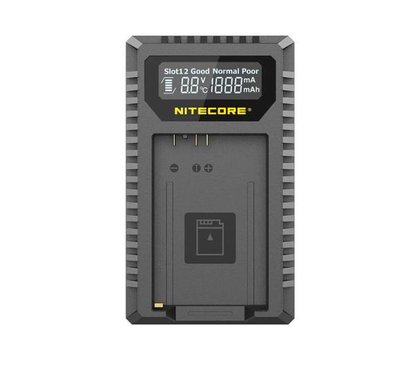 Nitecore UCN5 for Canon LP-E17 USB 雙位電池充電座