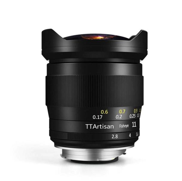 銘匠 TTartisan 11mm F2.8 Nikon Z Mount 魚眼鏡頭