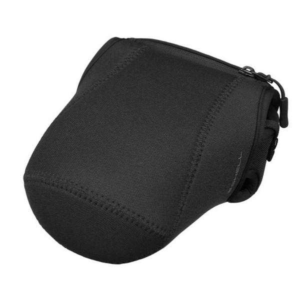Hakuba Plus Shell Slim Fit 02 M180 相機套 Black 黑色