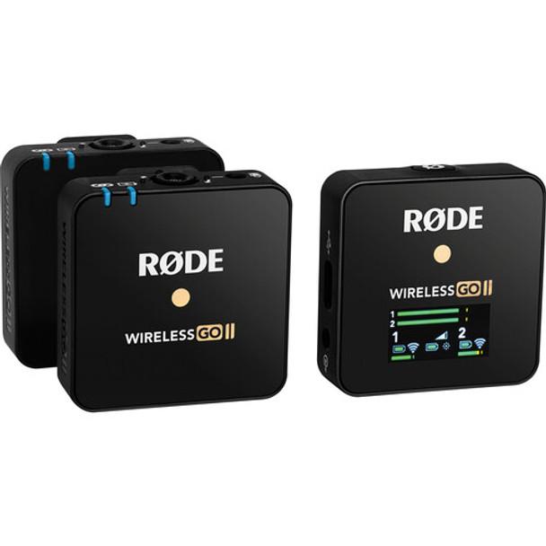 Rode Wireless Go II 一對二無線收音咪套裝