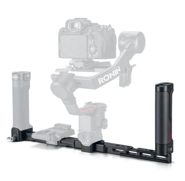 Tilta TGA-DHB Dual Handle Power Supply Bracket For DJI RS2
