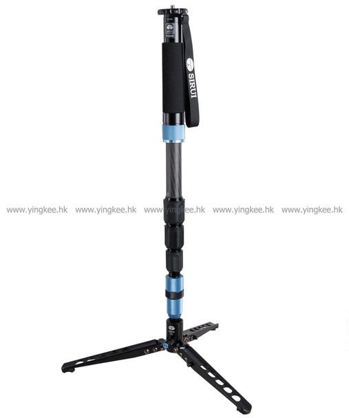 Sirui思銳P-324S碳纖維拍攝攝錄獨腳架