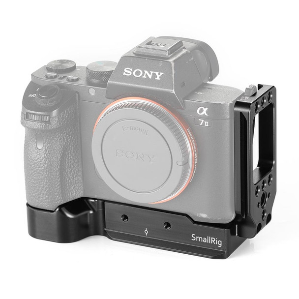 SmallRig L bracket for Sony a7 II/a7R II/a7S II 2278