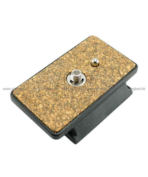 Velbon金鐘QB-4L快拆板(適用於CX-400 CX-480三腳架)