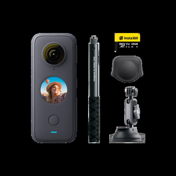 Insta360 ONE X2 Car Kit 運動攝錄機套裝