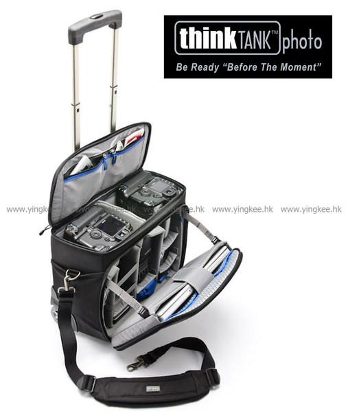 Think Tank Photo Airport Navigator 攝影行李箱