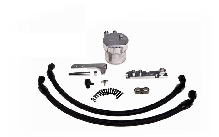 CTS Turbo Golf R Catch Can Kit - CTS-CC-GolfR