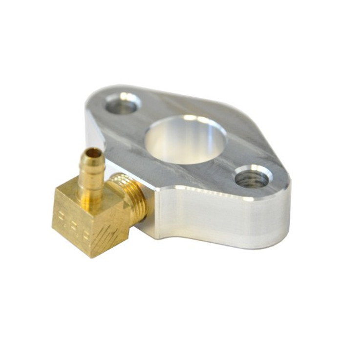 Flange, Catch Can Oil Drain Flange Adapter, 1.8T & 2.0T FSI