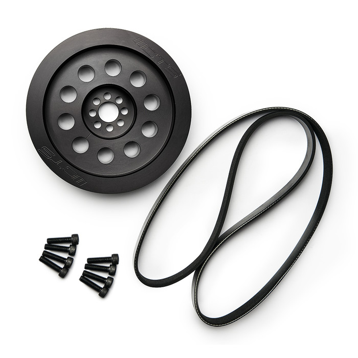 CTS Turbo Crank Pulley Upgrade (187mm) - 3.0T V6