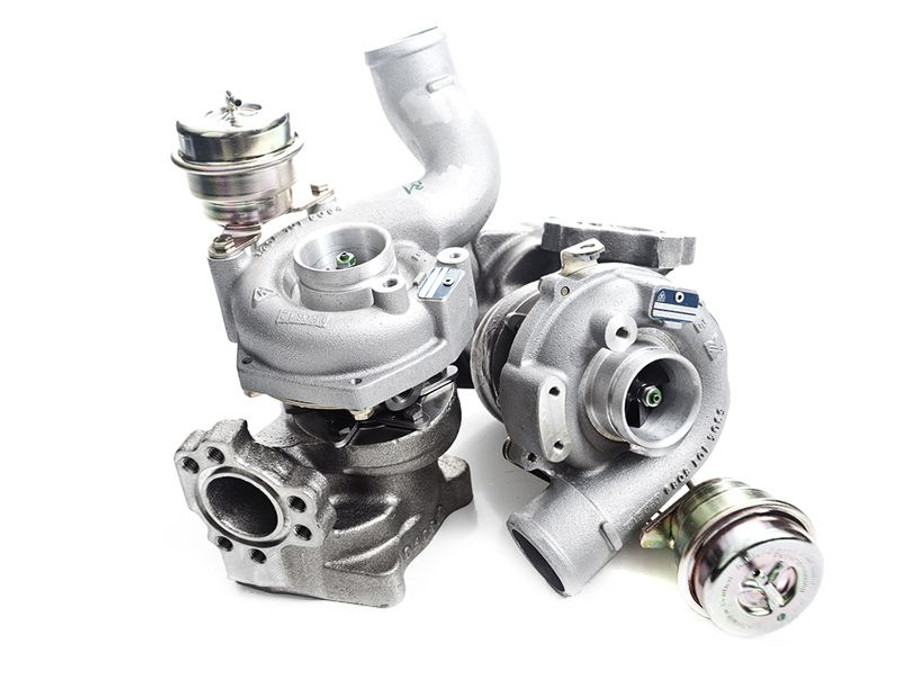 Borg Warner RS4 K04 Turbo Upgrade for Audi 2 7T Engines (K04-025/K04-026)