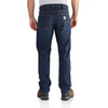 Carhartt Men's Rugged Flex Relaxed Fit Straight Leg Superior Jeans (Back View)