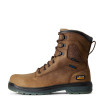 "Ariat Turbo 8"" CSA Waterproof Carbon Toe Work Boots - Side"