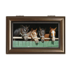 Carson Wooden Music Box with Horse Design