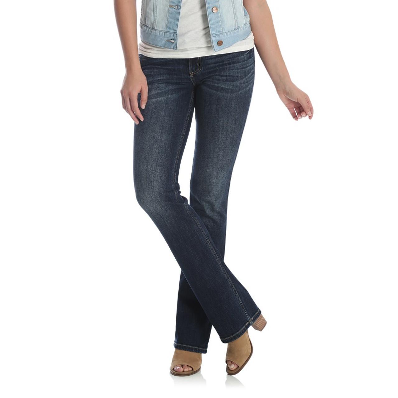 78779fcd Wrangler Women's Retro® Sadie Low Rise Jeans. Wrangler