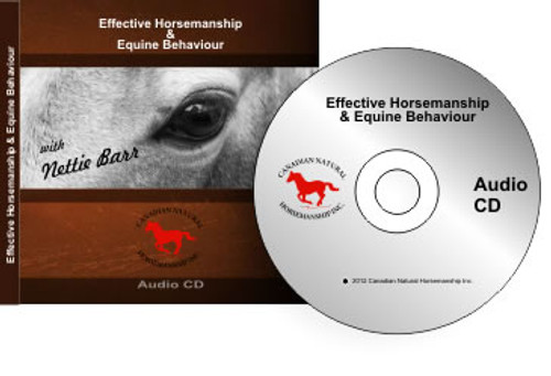 Effective Horsemanship & Equine Behaviour Audio CD