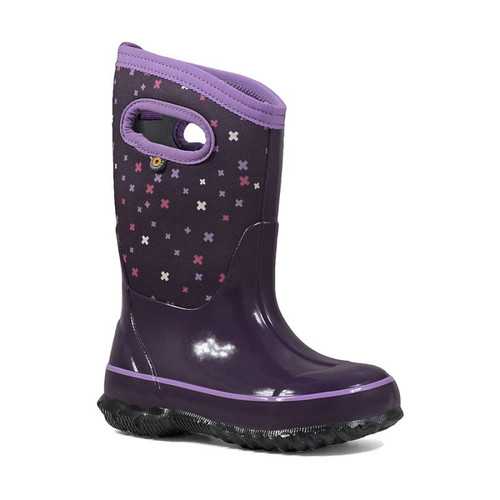 Bogs Kids' Classic Plus Insulated Boots