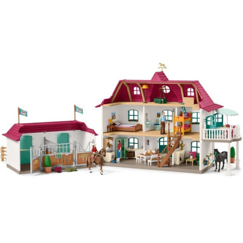 Schleich Large Horse Stable with House