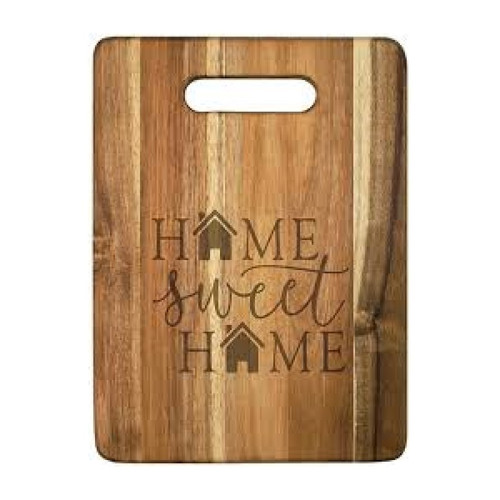 "Carson ""Home Sweet Home"" Cutting Board"
