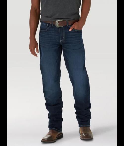 MEN'S WRANGLER® 20X® NO. 42 VINTAGE BOOTCUT JEAN IN AZURE