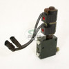 Valve, Solenoid 4-Way 3-Position - Fits Jacobsen