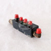 Black-Manifold, 6 Port - Fits Toro