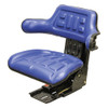 New Utility Seat & Mechanical Suspension Ford Blue