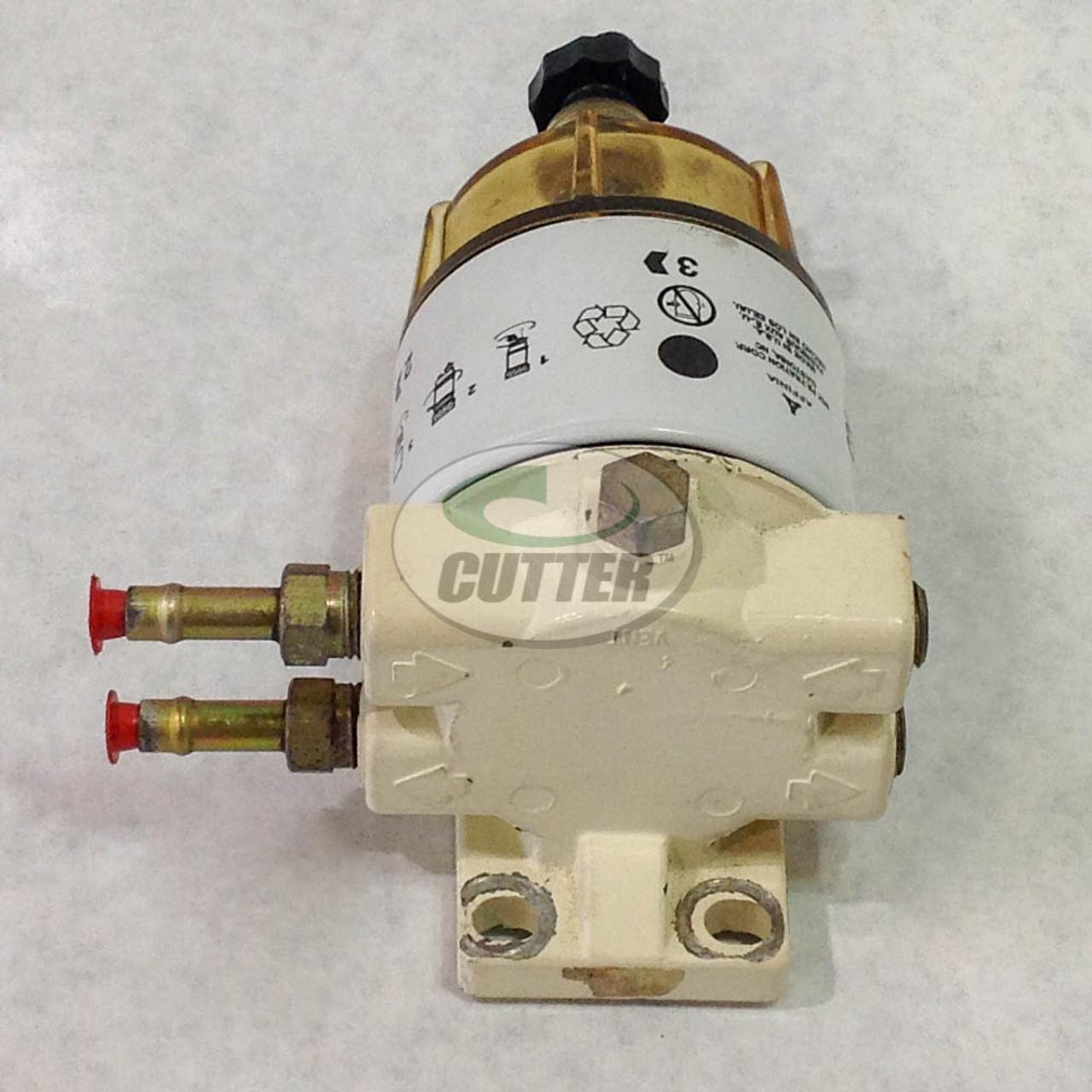 water/fuel filter asm - fits toro
