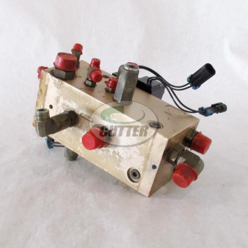 Manifold - Mow / Lift, Basic - Fits Toro