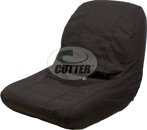 New - Black Exact Seat Cover