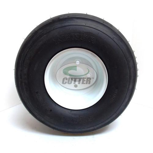 New - Kenda 18x9.50-8 4 Ply Smooth Tire & Wheel ASM