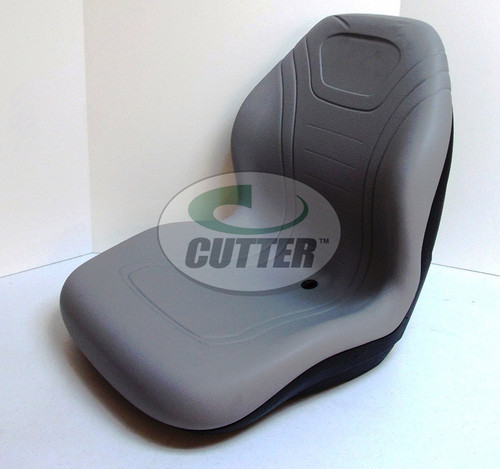 New - Grey High Back Seat - Universal Fit