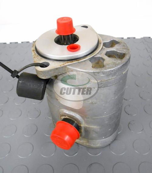 Hydraulic Triple Gear Pump - Fits John Deere