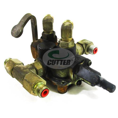 Hydraulic Backlap Valve - Fits Jacobsen